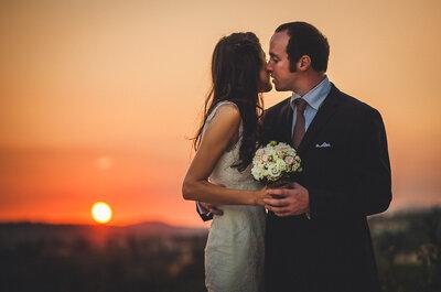 Alessandro&Amanda: un matrimonio italo-brasiliano nel cuore di Firenze