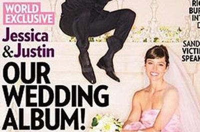 Todos los detalles de la boda de Justin Timberlake y Jessica Biel