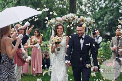 Шаг за шагом,как правильно организовать свадебную церемонию?