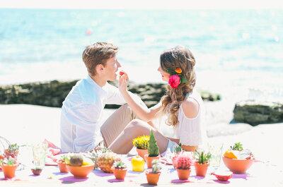 Decora tu matrimonio con cactus, ¡la última tendencia que te fascinará!