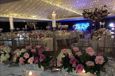 ¡Nuestros lectores escogieron! Conoce la mejor decoración de boda del 2016