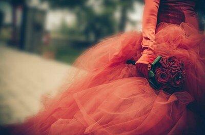 Come decorare il tuo matrimonio in rosso: la parola alle esperte!