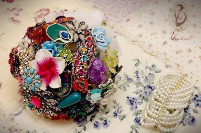 7 tendências de buquês de noiva que estão arrasando: escolha o seu!
