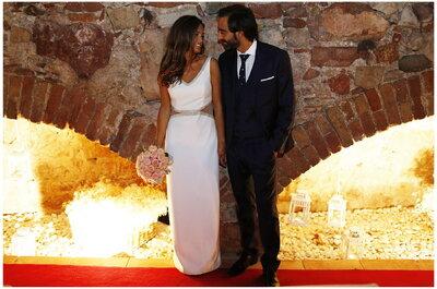 Mi primer amor: la mágica boda de Ivet y Edu
