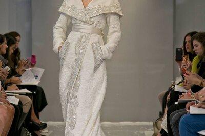 Theia otoño 2015: Vestidos de novia inspirados en el glamour de la noche y sus destellos… ¡Los amarás!