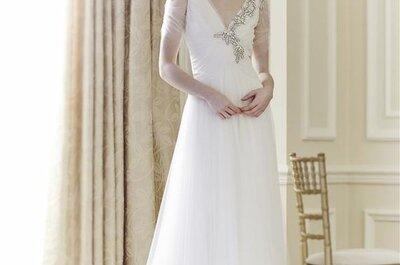 Suknie ślubne Jenny Packham na wiosnę 2014