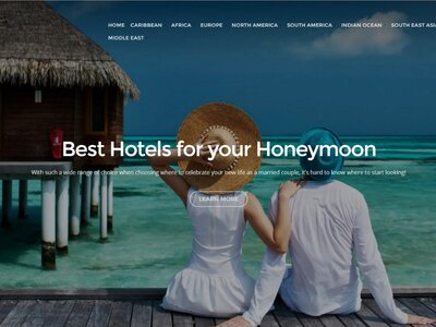 Do you want to attract honeymoon couples? Wait no longer and advertise with Zankyou Weddings!