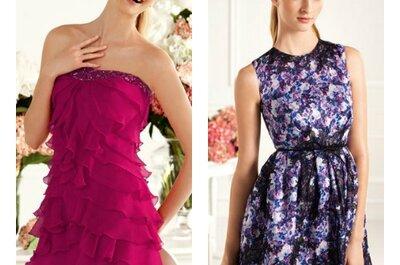 Vestidos para casamento de dia: 4 dicas para convidadas e madrinhas