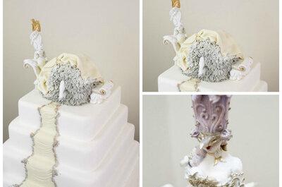 Niesamowite torty ślubne inspirowane operą