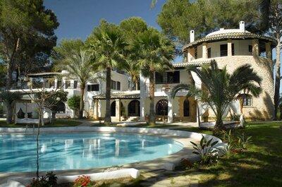 Vier jouw bruiloft in Ibiza: Ontdek Agroturismo Sa Talaia