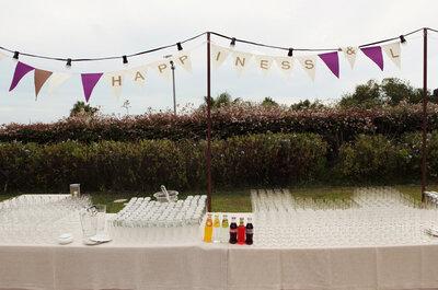 ¿Ahorras dinero con una wedding planer?