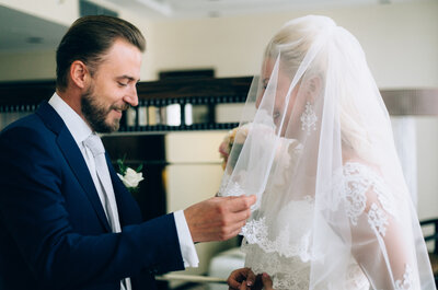 Классическая летняя свадьба Лины и Евгения!