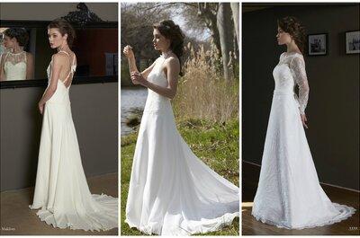 Créations Bochet 2016 : des robes de mariée sublimes pour une mariée unique