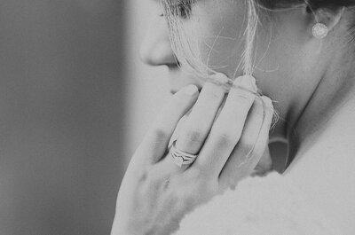 Esto es TODO lo que debes llevar a tu prueba del vestido de novia: 9 básicos