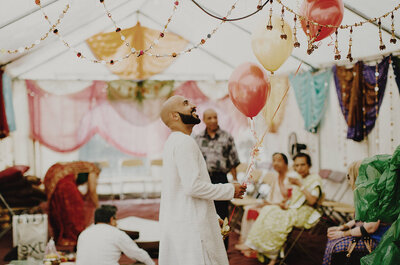 Bright, Bold and Beautiful : Amit and Seema´s Sikh Wedding pt. 1 (Pre-Wedding)