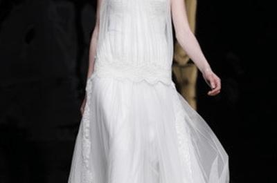 A favorite Spanish Wedding Dress Designer: Rosa Clara 2012