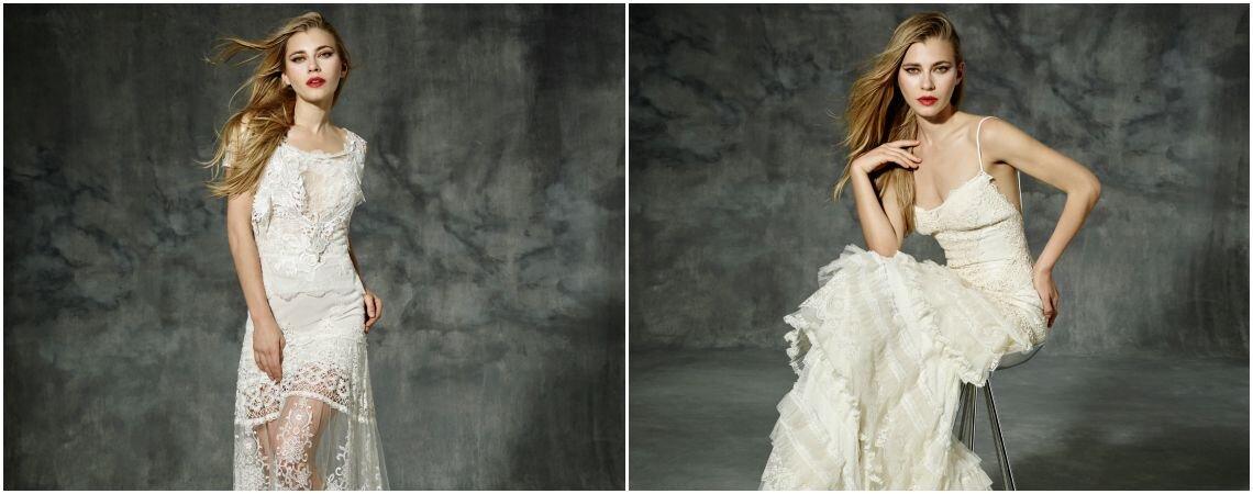 Vestidos de noiva YolanCris 2016: impossível AMAR um só!