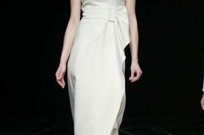 Juanjo Oliva Otoño-Invierno 2015/16: la perfección hecha estilo