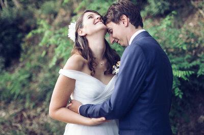 Il lato semplice (e bello) della vita: le nozze di Elisa e Francesco