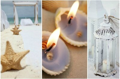 Detalles náuticos para una boda increíble en la playa