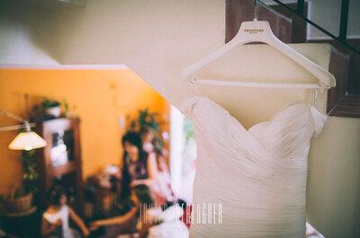 Un paseo en moto que marcó la diferencia: la boda de Faridah y Alejandro