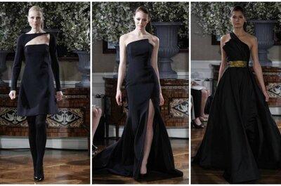 Robes de mariée foncées et noires : une tendance 2013