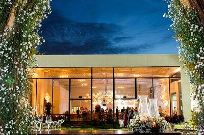 10 lugares maravilhosos para um casamento ao ar livre em Belo Horizonte