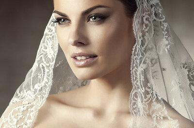 Bruiden van 2015 opgelet: deze sluiers moet je zien!