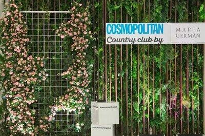 Студия Maria German украсила вечеринку журнала Cosmopolitan