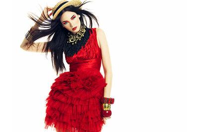 'La Roja' inspira a las invitadas