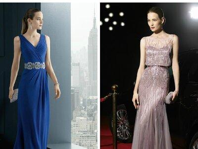 Lo último: vestidos de fiesta, así es la moda actual para mujeres elegantes