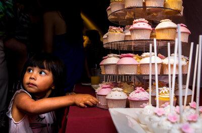 Eye-catcher op jouw bruiloft: een desserttafel!