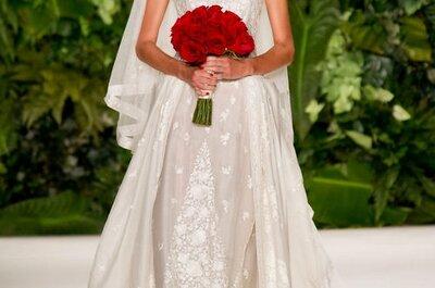 Vestidos de novia 2014 diseñados por Naeem Khan