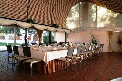 Vive tu boda con unas magníficas vistas de Barcelona en Mas Vestit