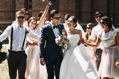 Las 5 tendencias más cool para tener una boda inolvidable ¡de principio a fin!