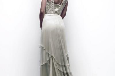 Elegantes vestidos de novia 2013 de Catherine Deane