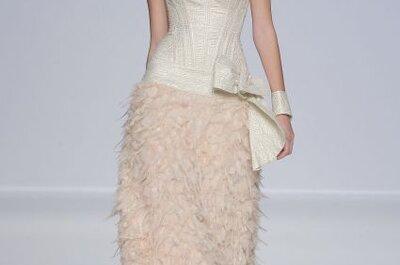 Vestidos de novia 2014 de Jordi Dalmau