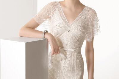 24 robes de mariée parfaites pour les femmes grandes : de jolies créations pour mettre en avant votre élégance