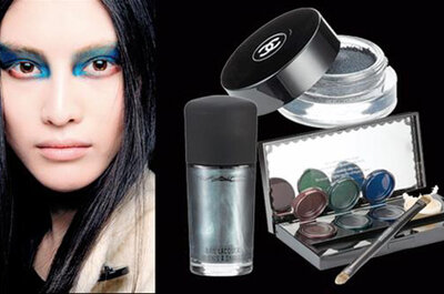 Maquillaje pavo real, una tendencia para las novias de 2013