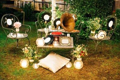 Gli oggetti più originali che non possono mancare nei matrimoni del 2017