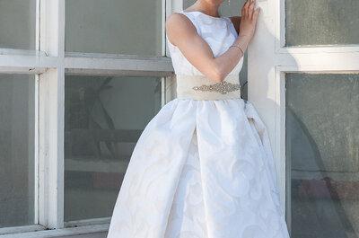 Le vostre nozze cominciano nel sogno degli abiti di Maridà Lovely Moments