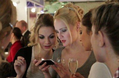 Ein Wochenende lang in Hochzeitstrends schwelgen: Die Hochzeitsmesse