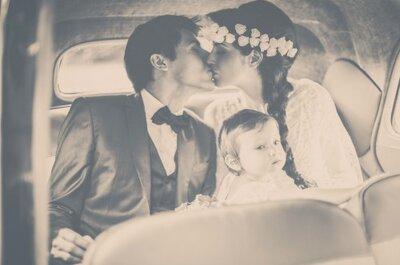 Comment associer mes enfants à mon mariage