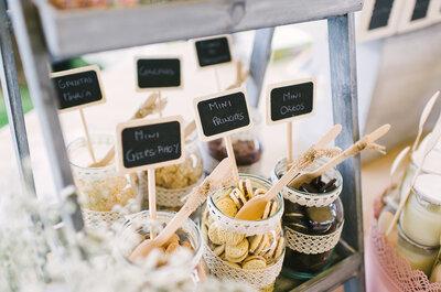 So macht die Hochzeit 2015 richtig Spaß: Welche besondere Bar wollen Sie für Ihre Gäste kreieren?