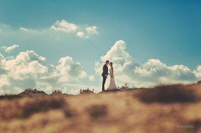 Los 10 mejores fotógrafos de boda de Almería