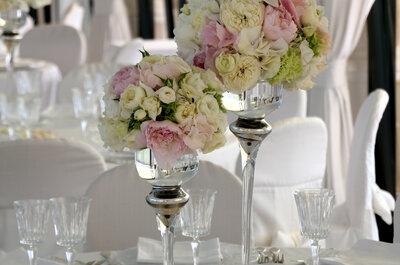 Fiori per matrimoni a Napoli: una selezione dei migliori fornitori