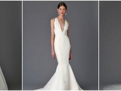 Die neuen Brautkleider 2017 von Marchesa! Raffinesse und Eleganz in einem Design