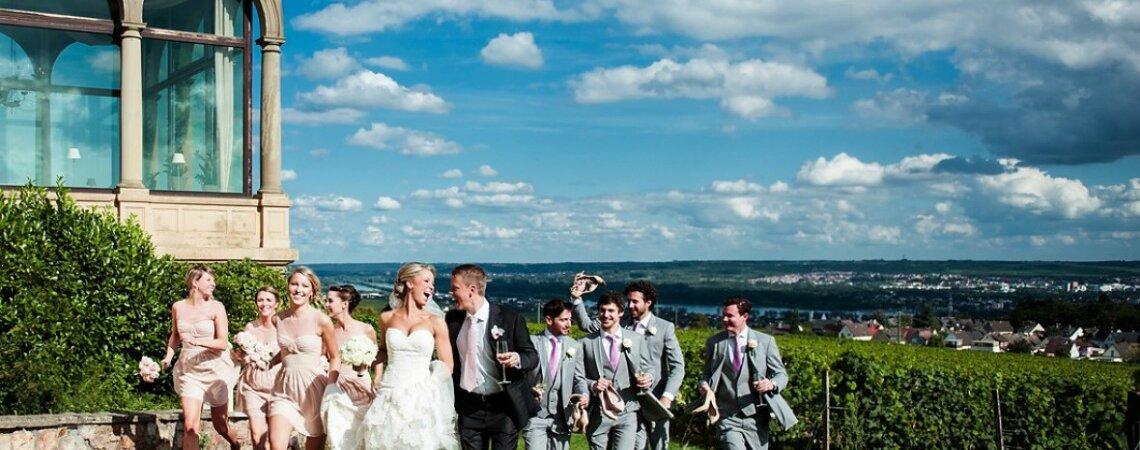 6 Personen, die auf der Hochzeit (fast) alle Aufmerksamkeit auf sich ziehen werden