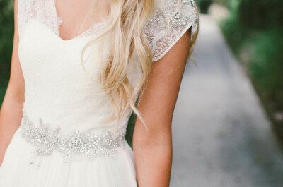5 razones por las que deberías elegir un segundo vestido de novia para tu boda