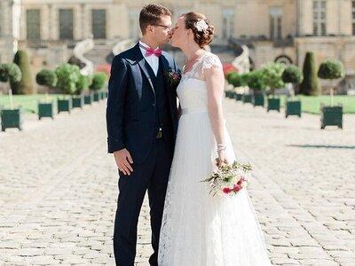 Natacha et Damien : une rencontre 2.0 et un mariage aux accents exotiques